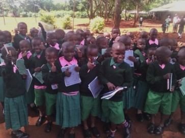 Early Childhood Development Centres: Busire since Boo