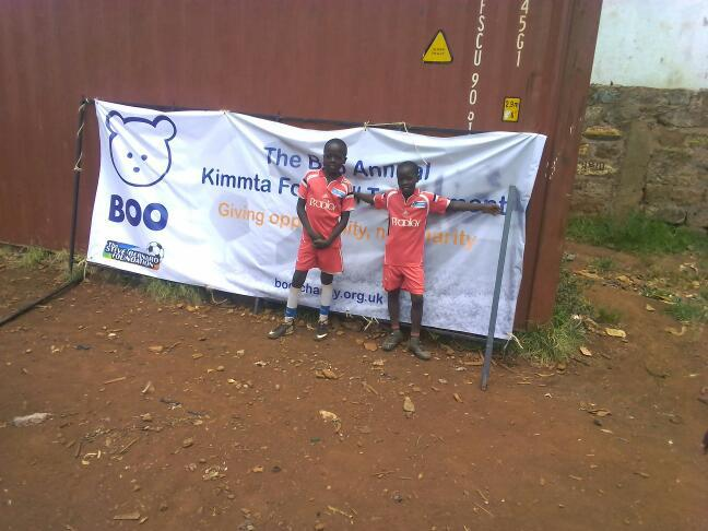 Kimmta Football Tournament