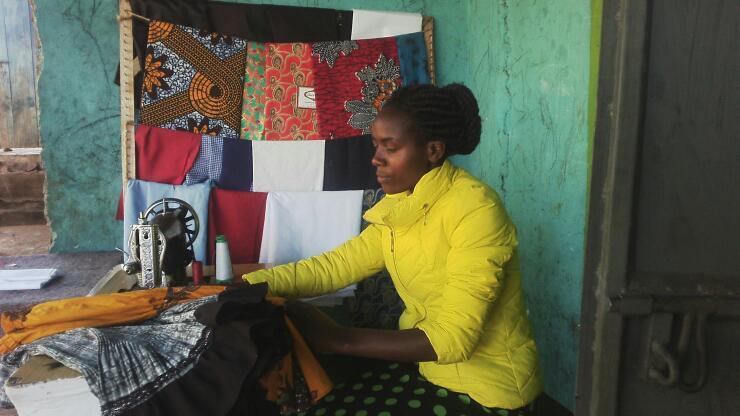 Meet: Ruth, a Nyamache Graduate