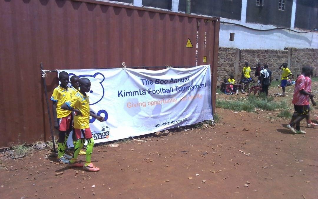 The Boo Annual Kibera Football Tournament 2018