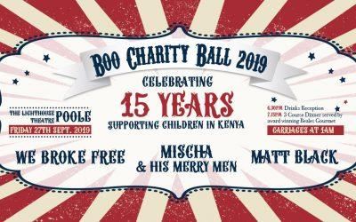 Boo Ball Sponsorship Pack