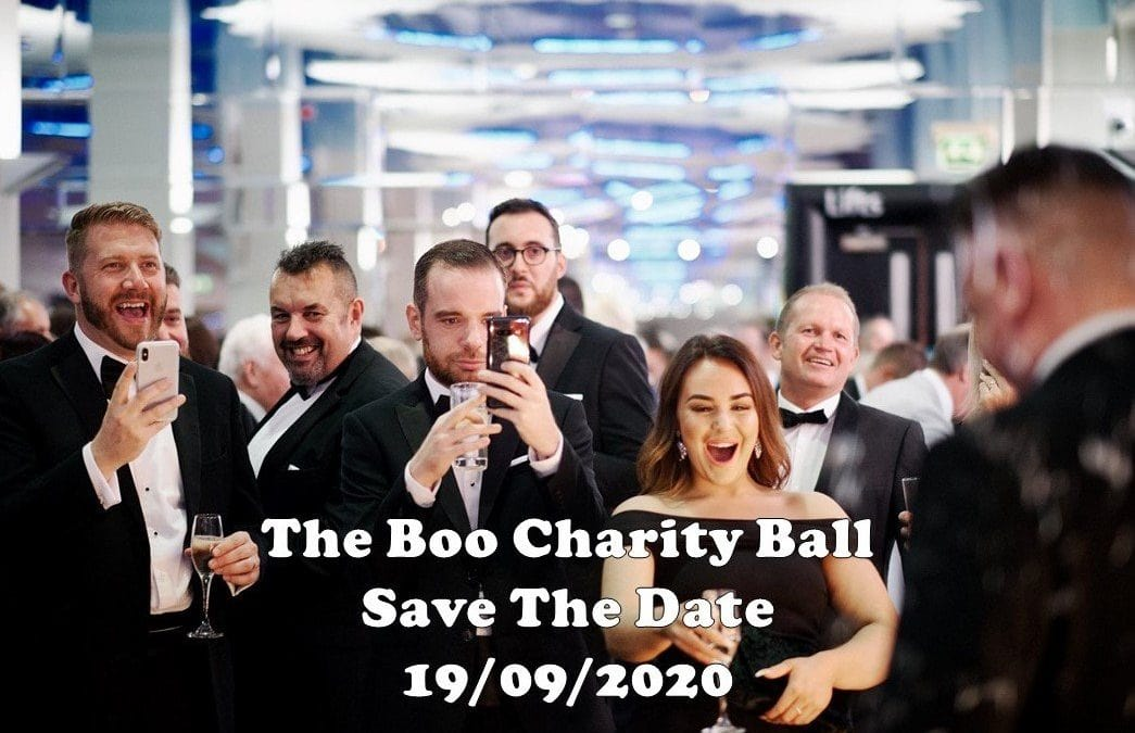 Boo Charity Ball 2020 – Save The Date