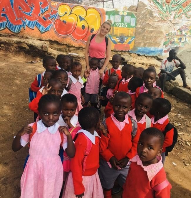 Daisy Russell 'Kenya stole my heart'- Bridport News