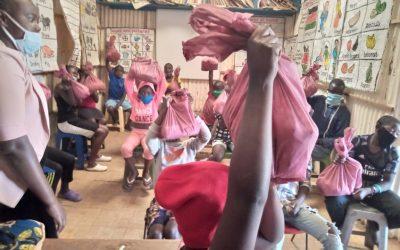 Fund a Food Parcel – Kenya Update